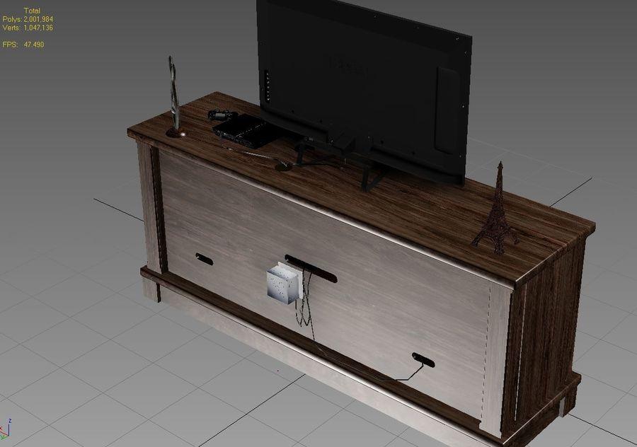 UNTERHALTUNGSSTAND royalty-free 3d model - Preview no. 13