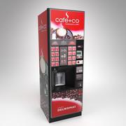 Rhea Vendors Kaffeemaschine x1 3d model