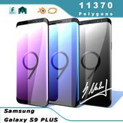 Samsung Galaxy S9 Plus 3d model