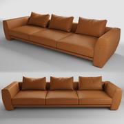 HYPER sofa 3d model 3d model