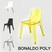 Bonaldo Poly 3d model