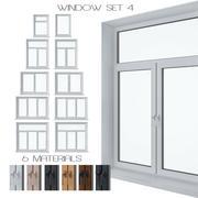Pencere Seti 4 3d model