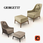 Giorgetti Normal Detailes 3d model