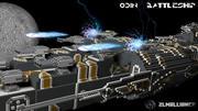 Odin Battleship 3d model