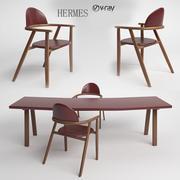 HERMES 3d model