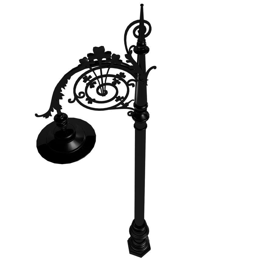 Luz de la calle de la ciudad royalty-free modelo 3d - Preview no. 7