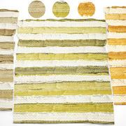Carpet rug tapis 3d model