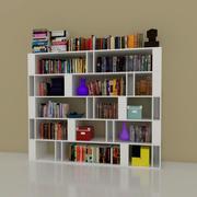 Étagères à livres 3d model