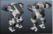机械工程师 3d model