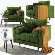 Artykuł Sven krzesło 3d model