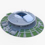 Stadion Zenit Arena Krestovsky Saint-Peterburg 3d model