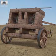 Balista 3d model