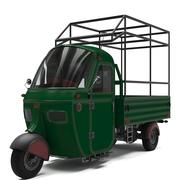 Three Wheeler 3d model