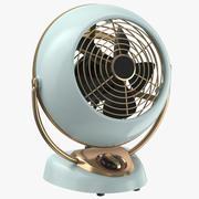 Contemporary Fan 3d model
