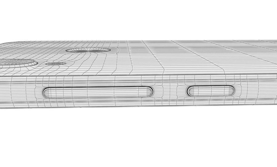 ファーウェイP20ライトクラインブルー royalty-free 3d model - Preview no. 27