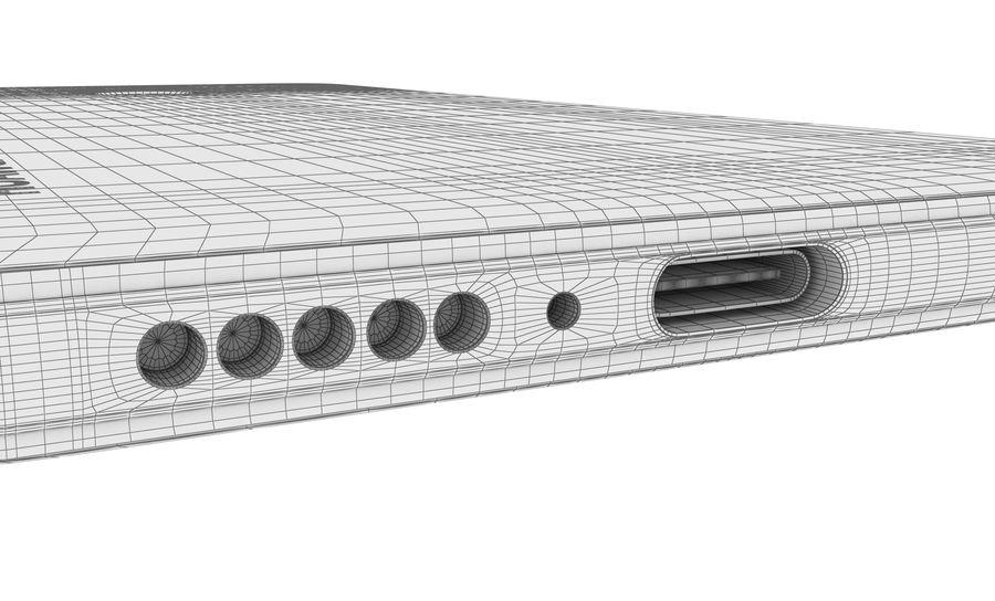 ファーウェイP20ライトクラインブルー royalty-free 3d model - Preview no. 29