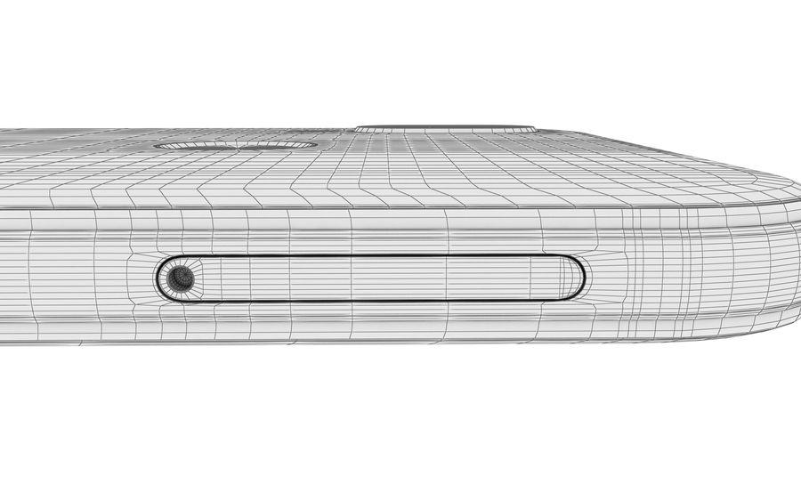 ファーウェイP20ライトクラインブルー royalty-free 3d model - Preview no. 28