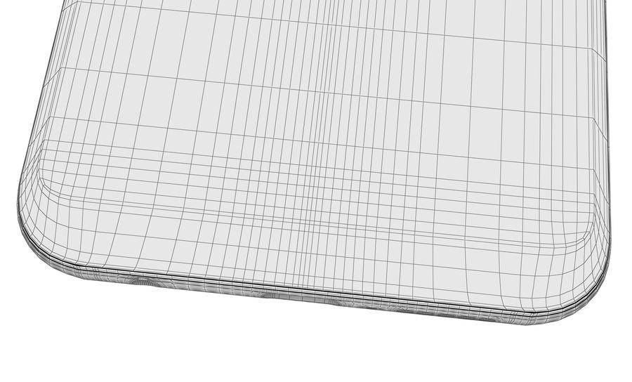 ファーウェイP20ライトクラインブルー royalty-free 3d model - Preview no. 23