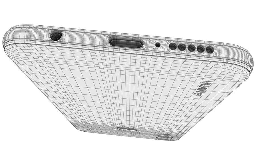 ファーウェイP20ライトクラインブルー royalty-free 3d model - Preview no. 22