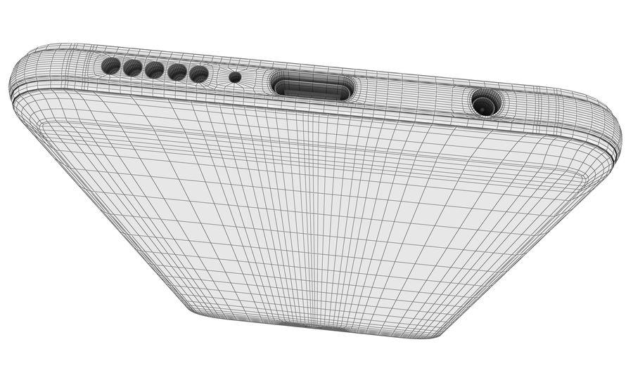 ファーウェイP20ライトクラインブルー royalty-free 3d model - Preview no. 21