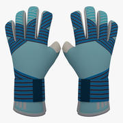 New Keeper Glove 3d model