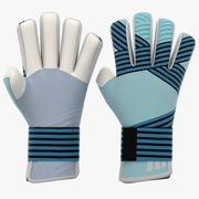 New Keeper Glove 3d model