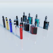 Cigarette électronique mod vape 3d model