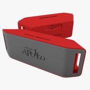 Apollo Music 3d model