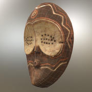 Mask_decor_1 3d model