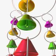 Rüzgar çanları 3d model