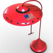 UFO Lamp 3d model