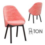 Krzesło Alba 3d model