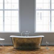 Photorealistic Bath Tub 3d model