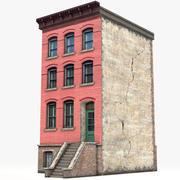 Townhouse 6 3d model