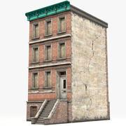 Townhouse 14 3d model