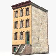 Maison de ville 15 3d model
