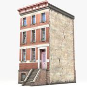 Townhouse 25 3d model