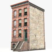 Townhouse 28 3d model