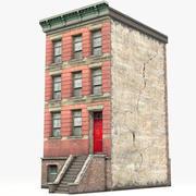 Casa de pueblo 29 modelo 3d