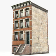 Casa de pueblo 36 modelo 3d