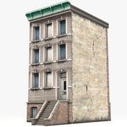 Townhouse 37 3d model