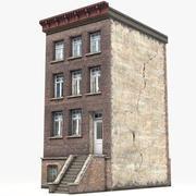 Townhouse 38 3d model