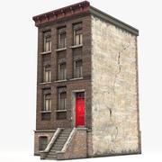 Townhouse 40 3d model