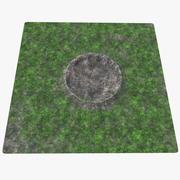 Cratere 3d model