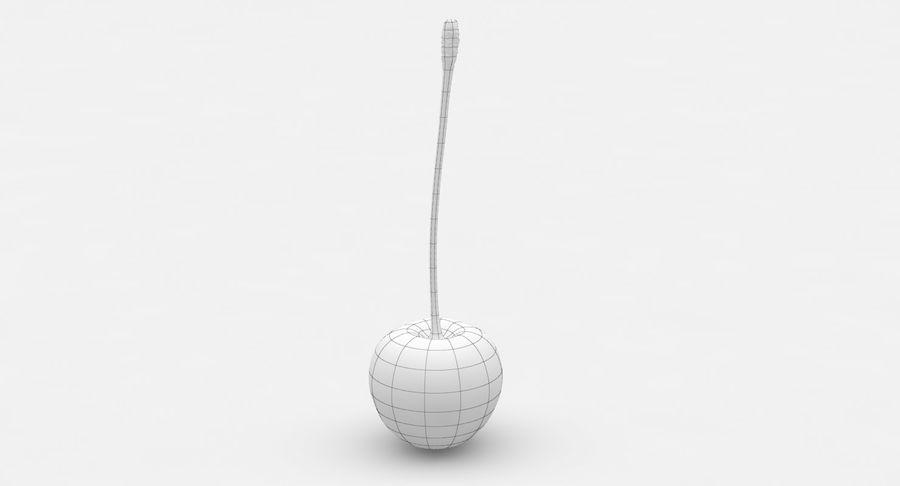 Frutto Di Ciliegia royalty-free 3d model - Preview no. 12