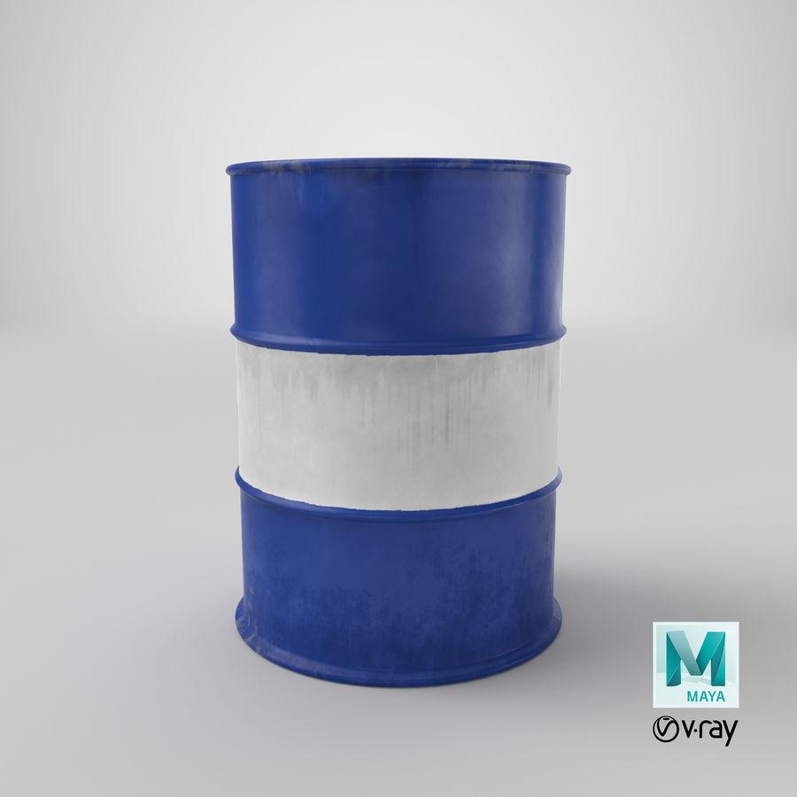 Barrel 3D Model royalty-free 3d model - Preview no. 15