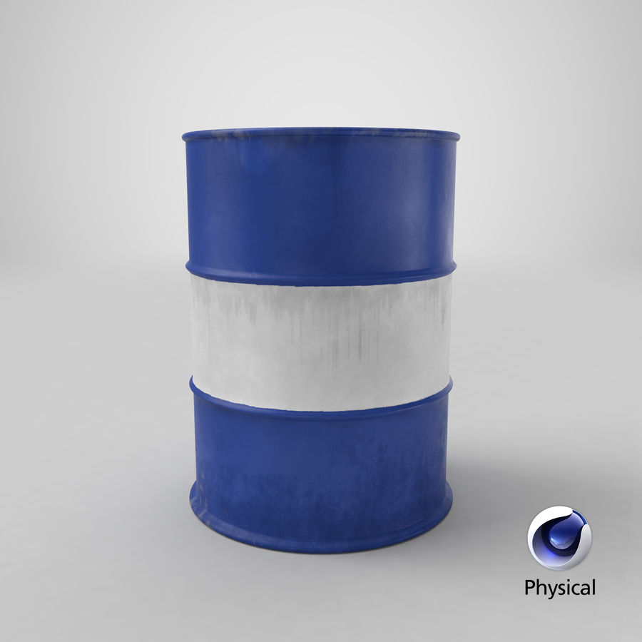 Barrel 3D Model royalty-free 3d model - Preview no. 19