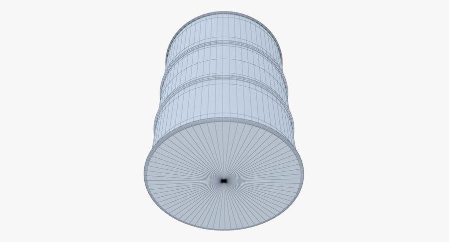 Barrel 3D Model royalty-free 3d model - Preview no. 10