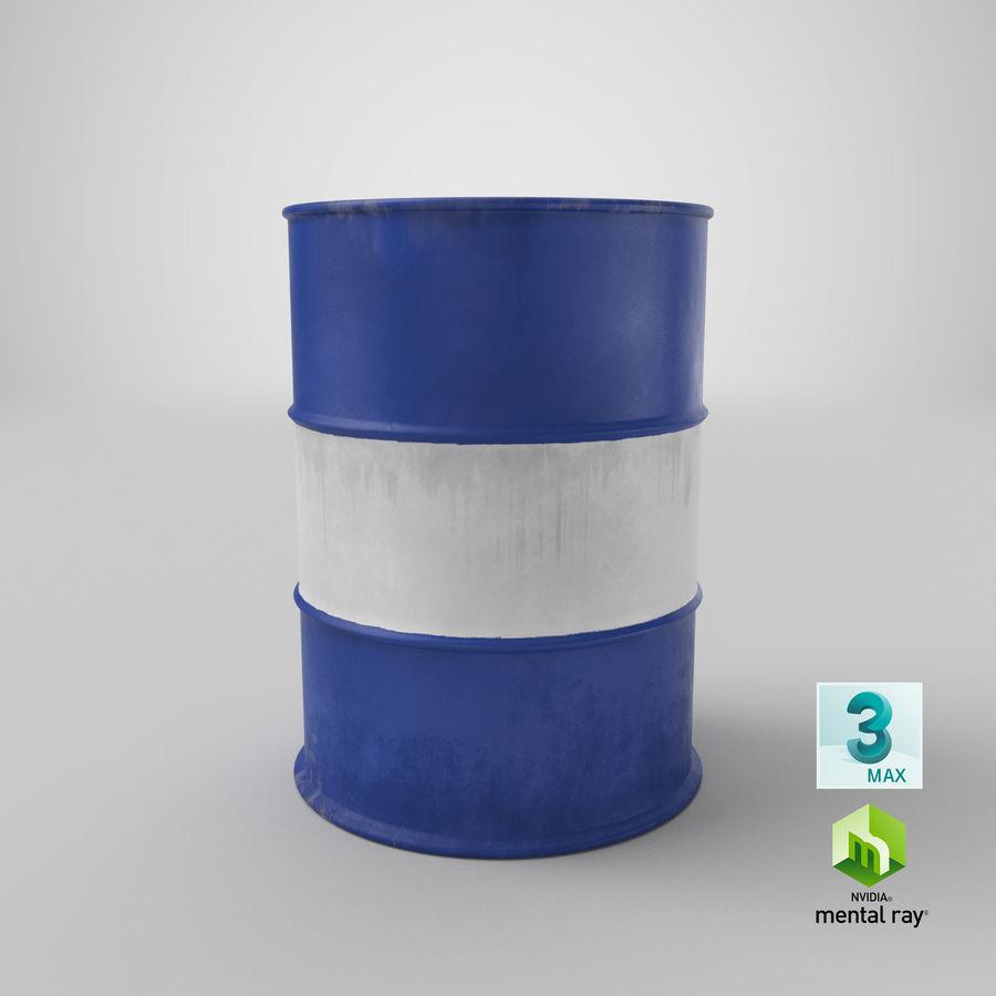 Barrel 3D Model royalty-free 3d model - Preview no. 18