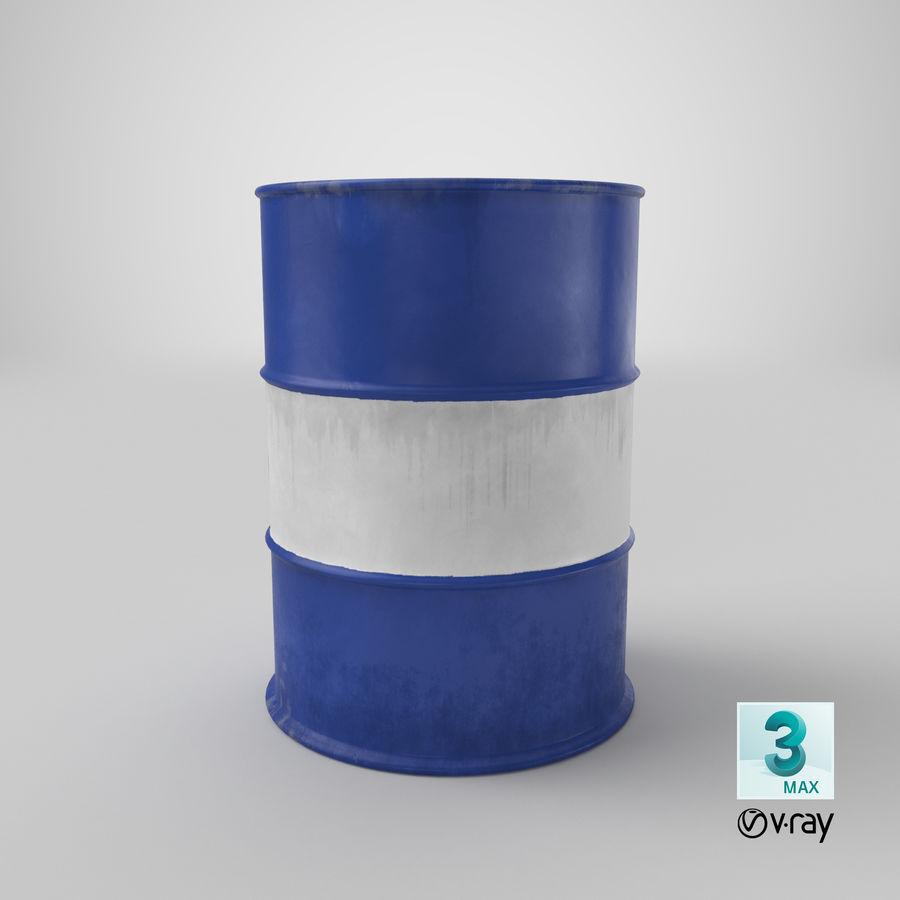 Barrel 3D Model royalty-free 3d model - Preview no. 17